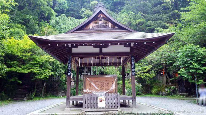 大豊神社の拝殿