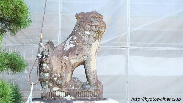 城南宮狛犬