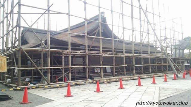 東寺御影堂201610