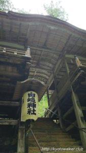 由岐神社割拝殿
