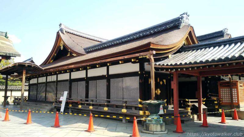 東寺 御影堂 20200318