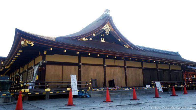 東寺 御影堂 20191201