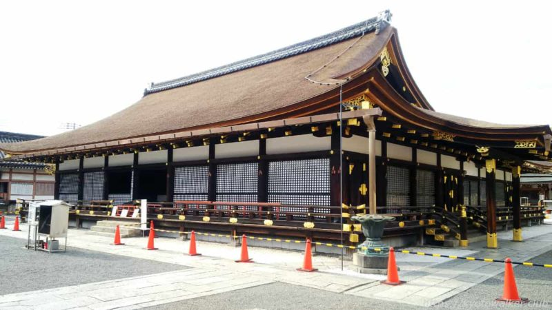 東寺 御影堂 20200405