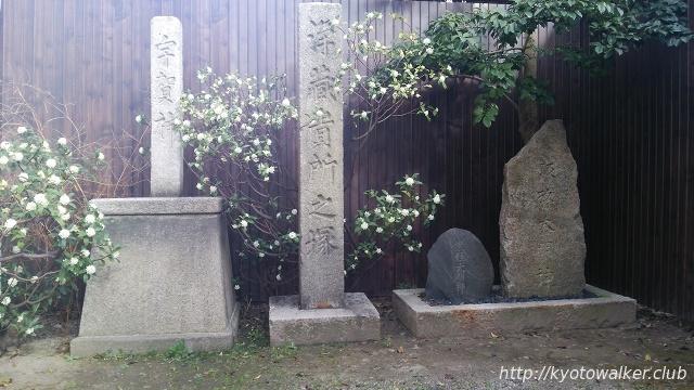 鎌達稲荷神社 右横