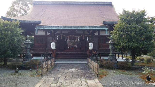 六孫王神社相殿