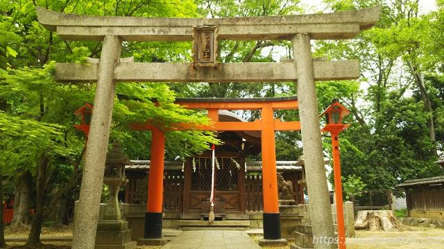 御香宮神社松尾社