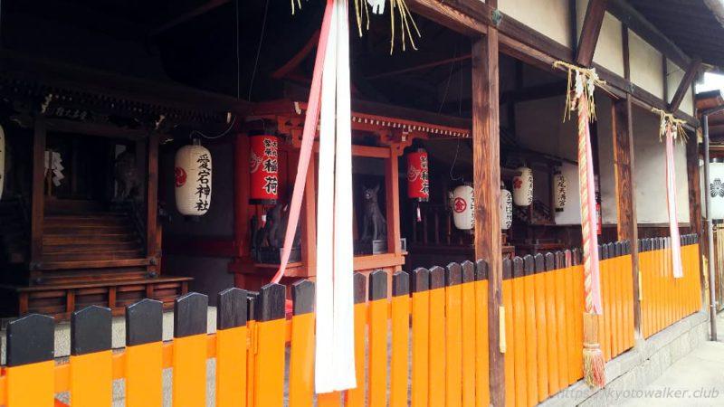 瀧尾神社の境内社