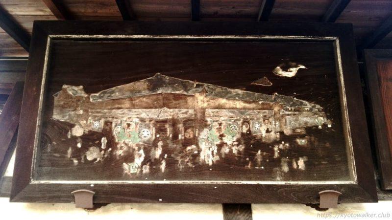 瀧尾神社の奉納絵馬