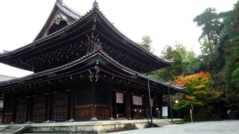 泉涌寺 仏殿 20181119