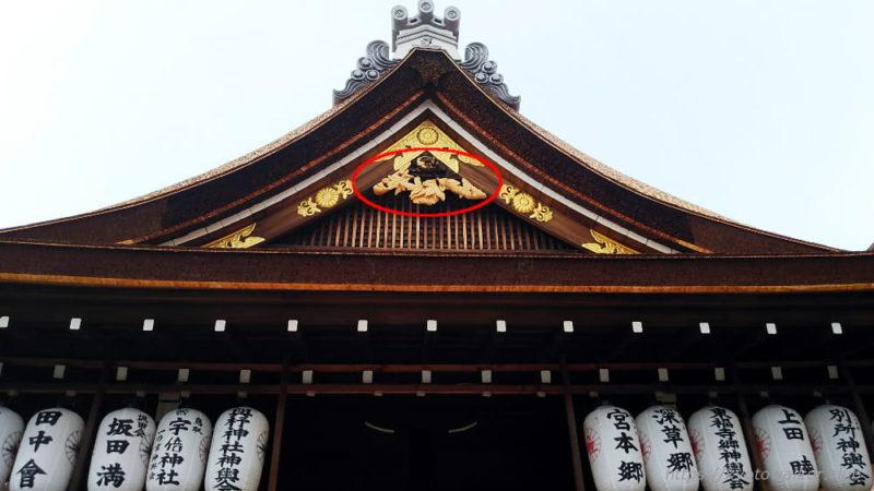 瀧尾神社の拝殿