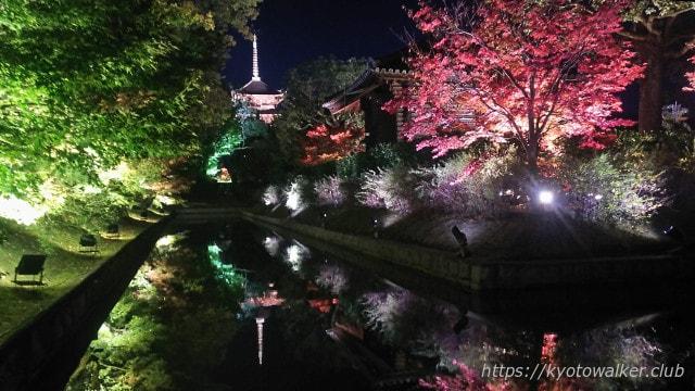 2017東寺夜間拝観1121