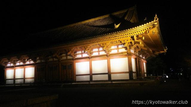 2017東寺夜間拝観1121講堂