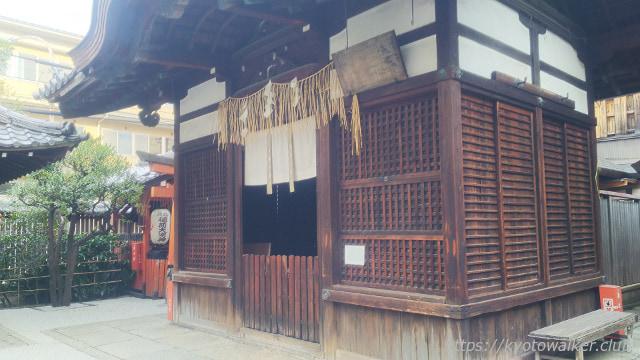 醒ヶ井住吉神社拝殿