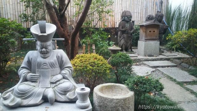 平等寺(因幡薬師)閻魔像