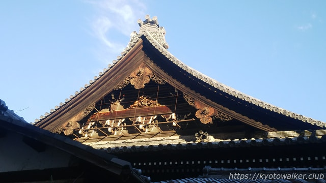 平等寺(因幡薬師)の彫刻