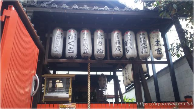 繁昌神社拝所から