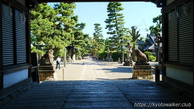 御香宮神社20180521