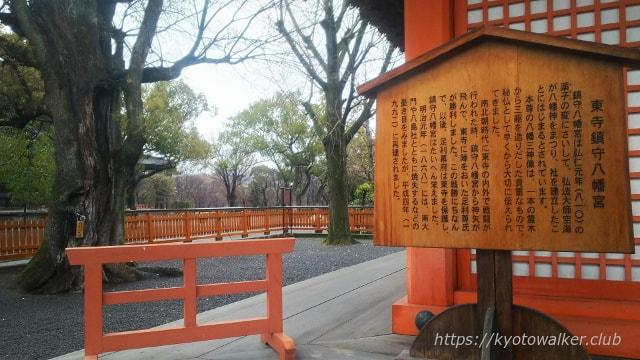 東寺八幡宮社