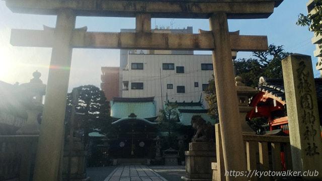 元祇園梛神社