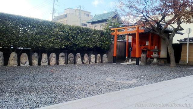 三福川稲荷堂
