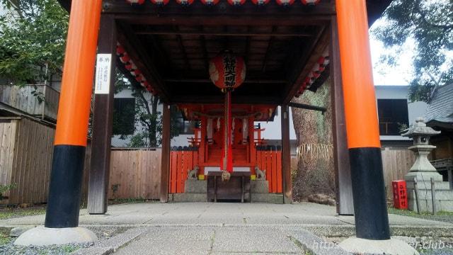 平野神社境内社 稲荷社