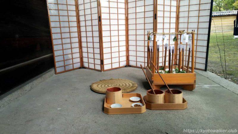東寺 後七日御修法 灌頂院 神供壇 20200114