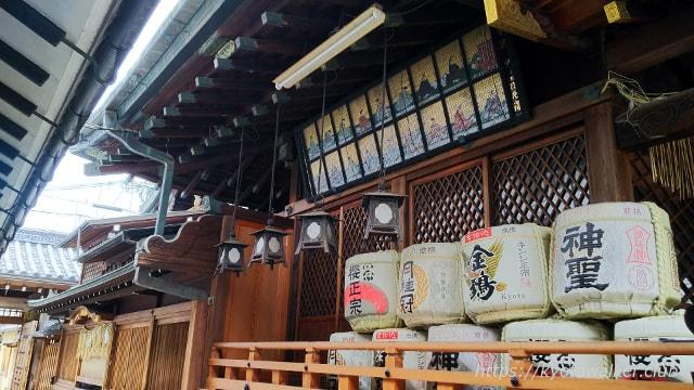 京都ゑびす神社社殿