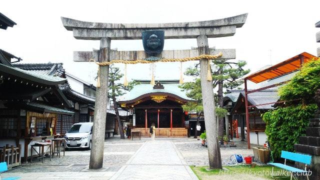 恵美須神社 二の鳥居
