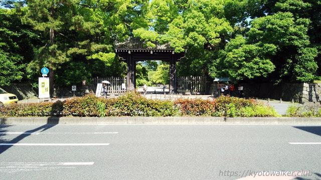 京都御所下立売御門