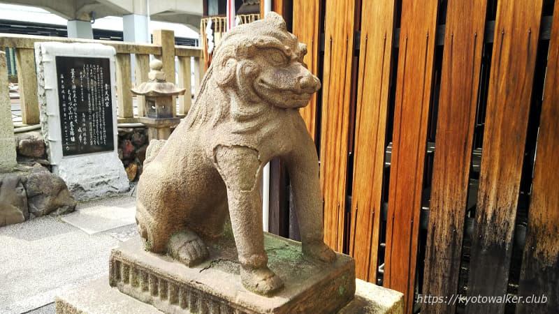 島原住吉神社狛犬