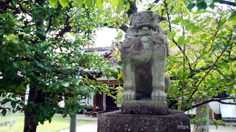 新日吉神宮狛犬