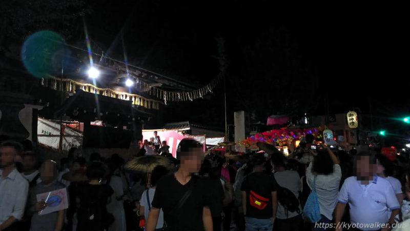 御香宮神社20181006門前3