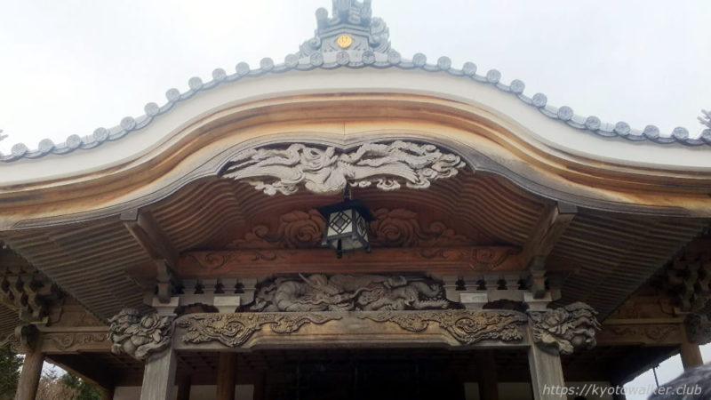 萬勝寺(飯高観音) 本堂