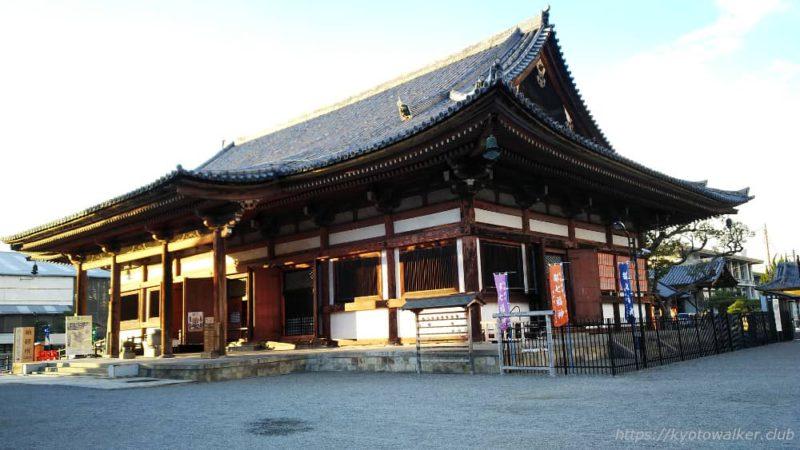 20181213 東寺 食堂
