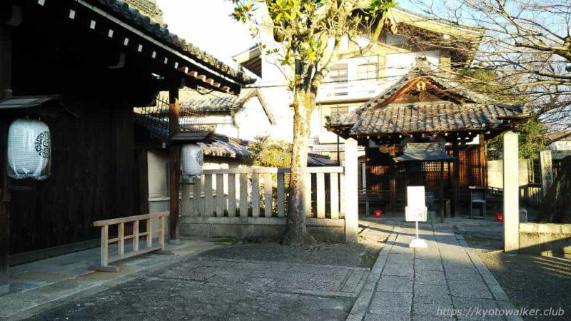 20181213 東寺 観智院の門と太元堂