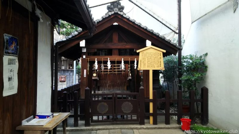 神明神社 20190108