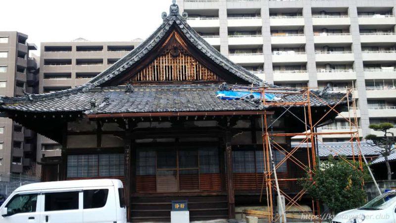 法雲寺 本堂 20190108