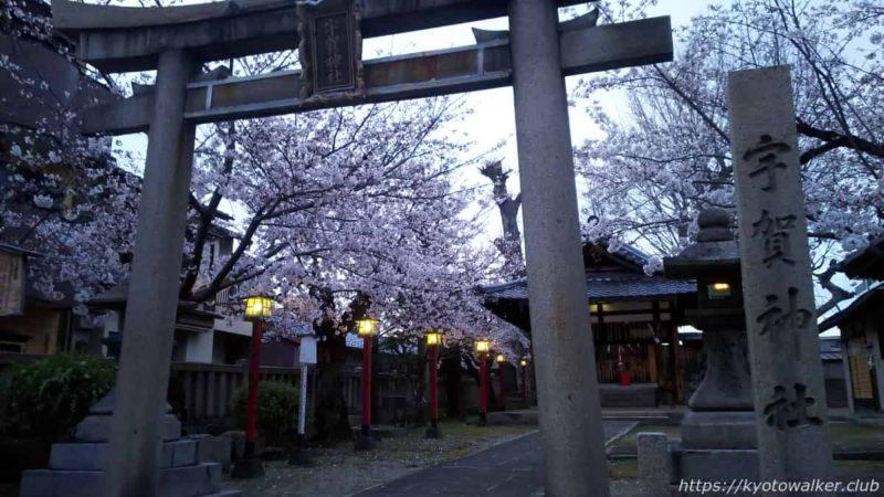 宇賀神社 20200330