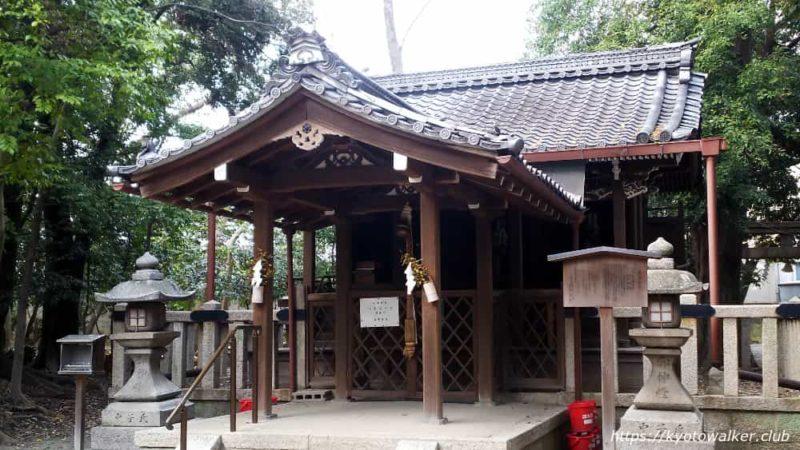 嚴嶌神社 社殿 20190407
