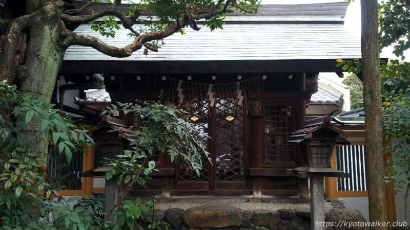 京都大神宮 遥拝所 20190303