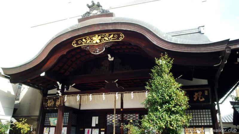 京都大神宮 本殿 20190313