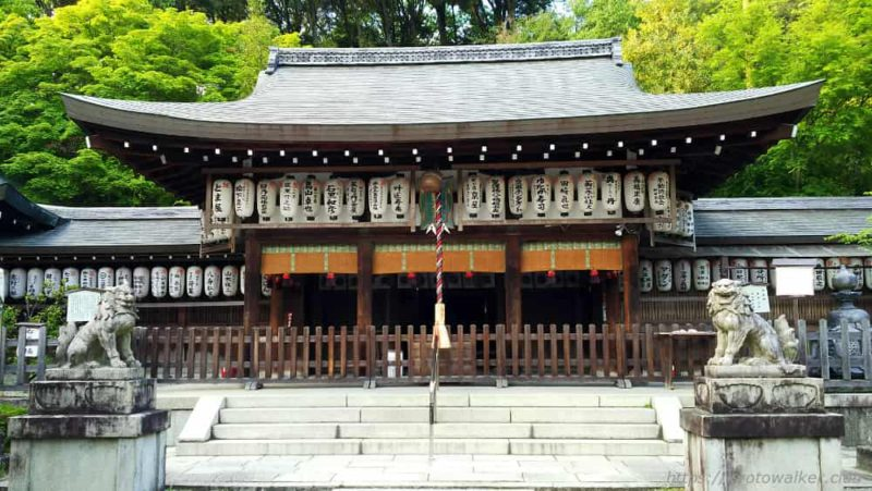熊野若王子神社 本殿 20170504