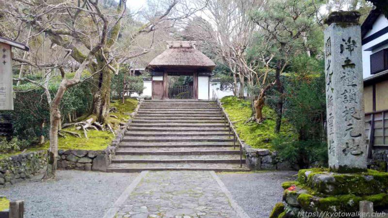 安楽寺 山門 20200223