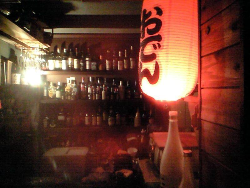 京都のBarBOO店内2