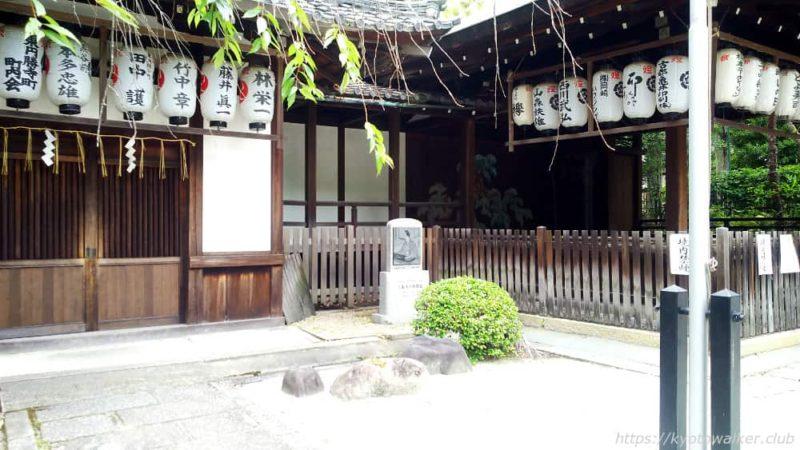 岡崎神社 舞殿 20190623