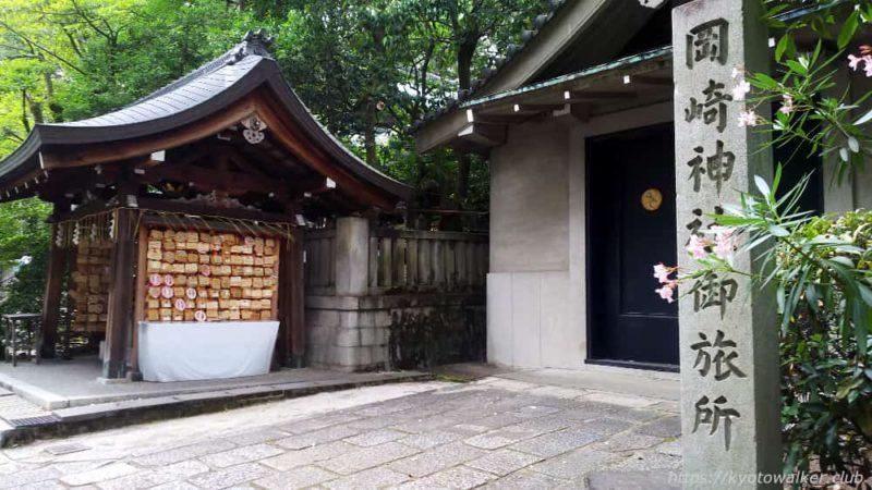 岡崎神社 御旅所 20190623