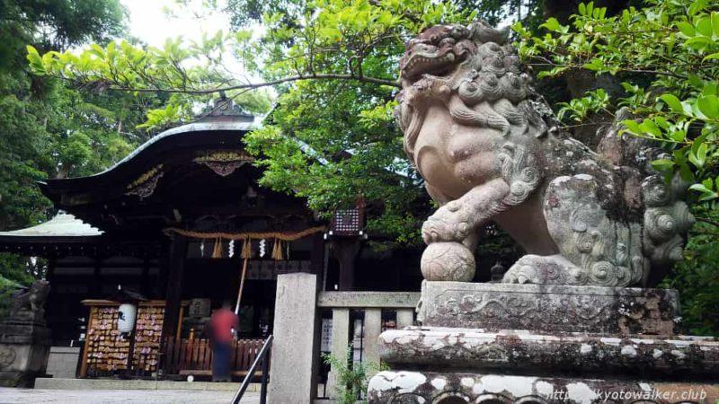 岡崎神社 社殿 20190623