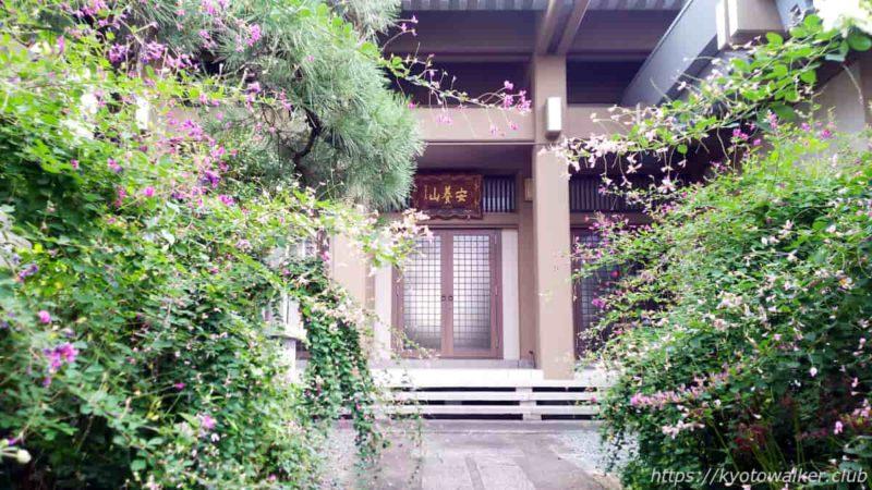 勝念寺 本堂 20190929