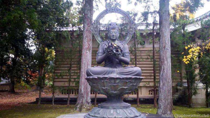 仁和寺 金剛華菩薩像 20191124