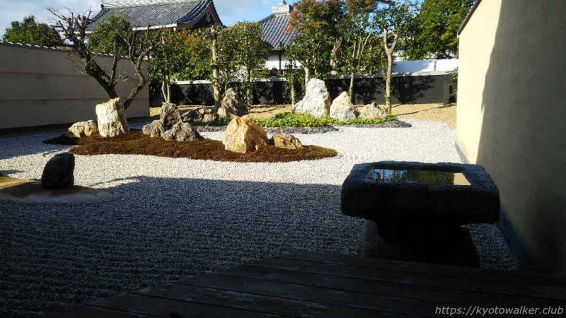 一華院 玄武 彷彿石の庭 20191112